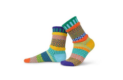 Solmate Socks - Forget-Me-Not