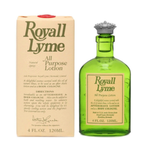 Royall Lyme After Shave and Cologne