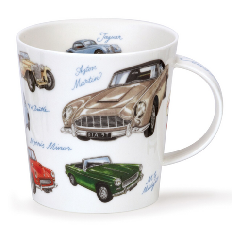 Dunoon - Vintage Collection Mug Cars