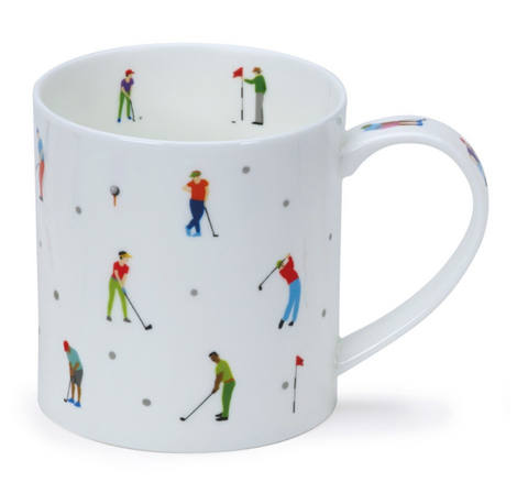 Dunoon - Sports Stars Mug Golf