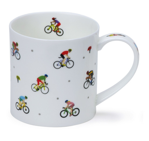 Dunoon - Sports Stars Mug Cycling