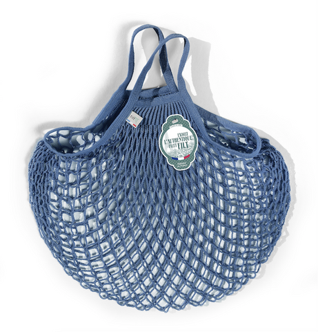 Filt String Bag Blue