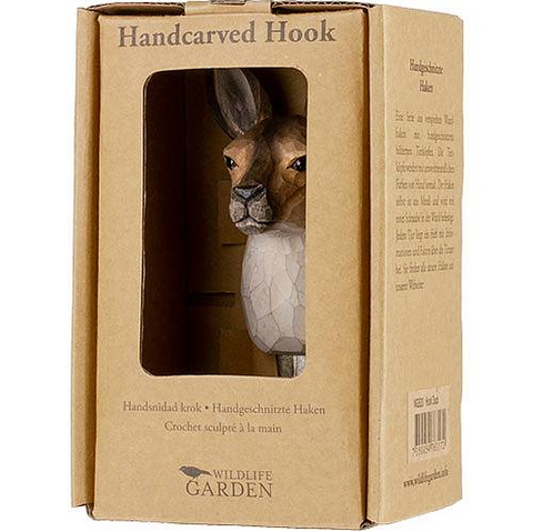 Wildlife Garden Hook - Kangaroo