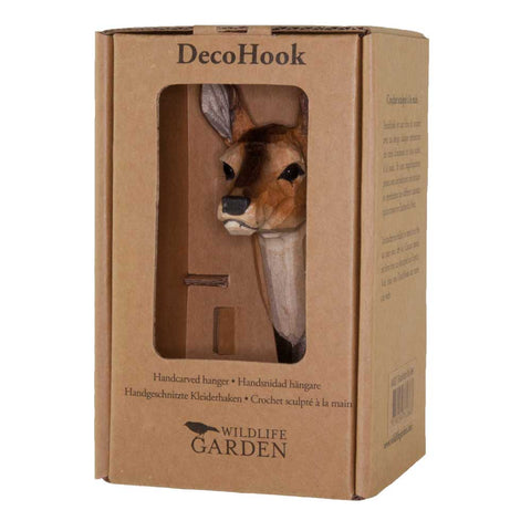 Wildlife Garden Hook - Roe Deer