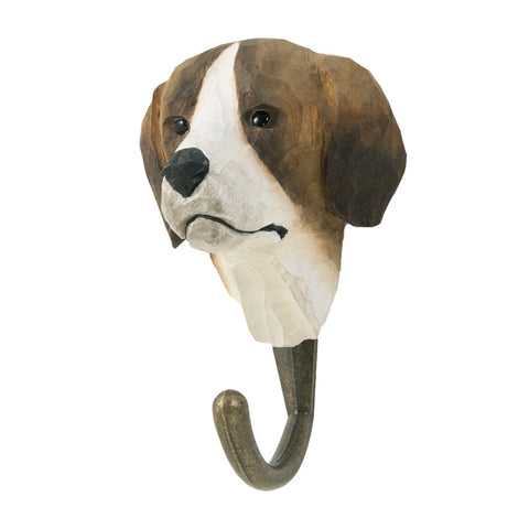 Wildlife Garden Hook - Dog