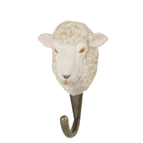 Wildlife Garden Hook - Sheep