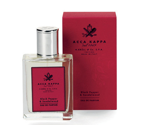 Acca Kappa 'Black Pepper & Sandalwood' Eau de Parfum 100ml