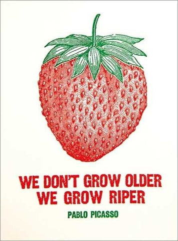 Card - Archivist We Grow Riper
