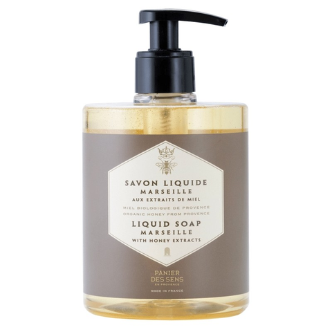 Panier des Sens Hand and Body Wash - Honey