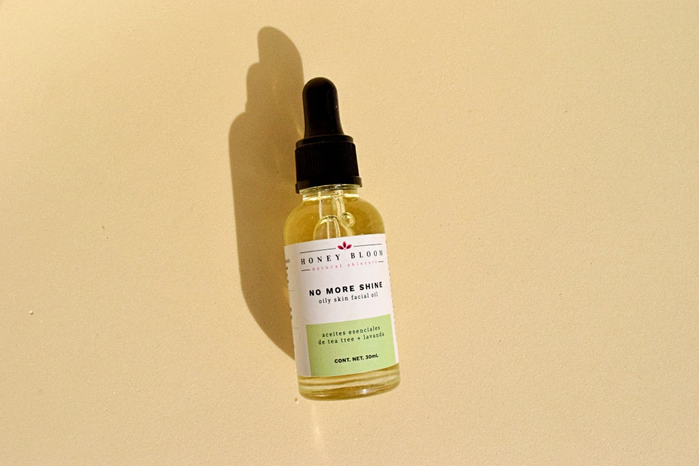 No More Shine - Oily Skin Facial Oil (aceite facial para piel grasa o mixta)