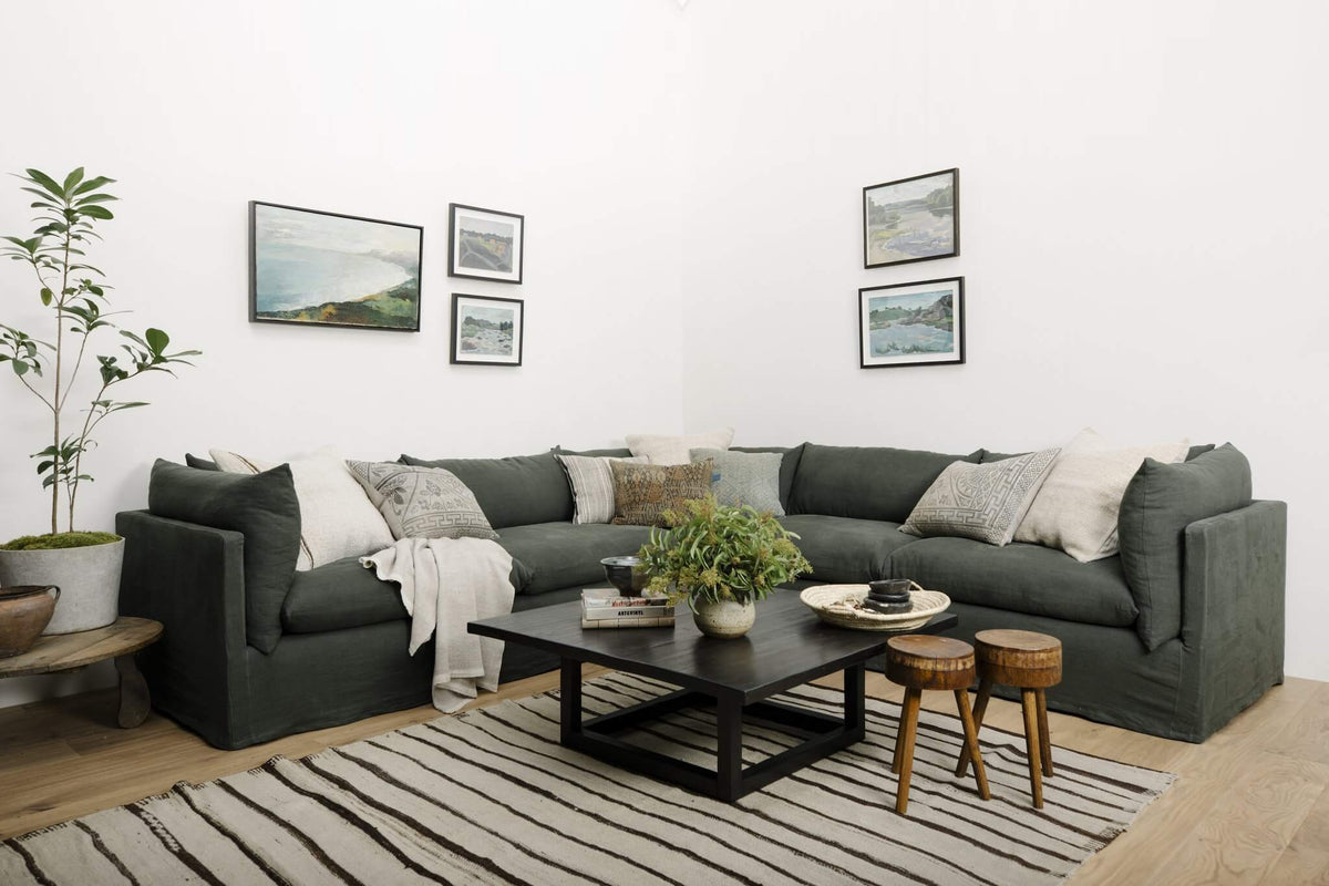 Montana Sofa as a Sectional