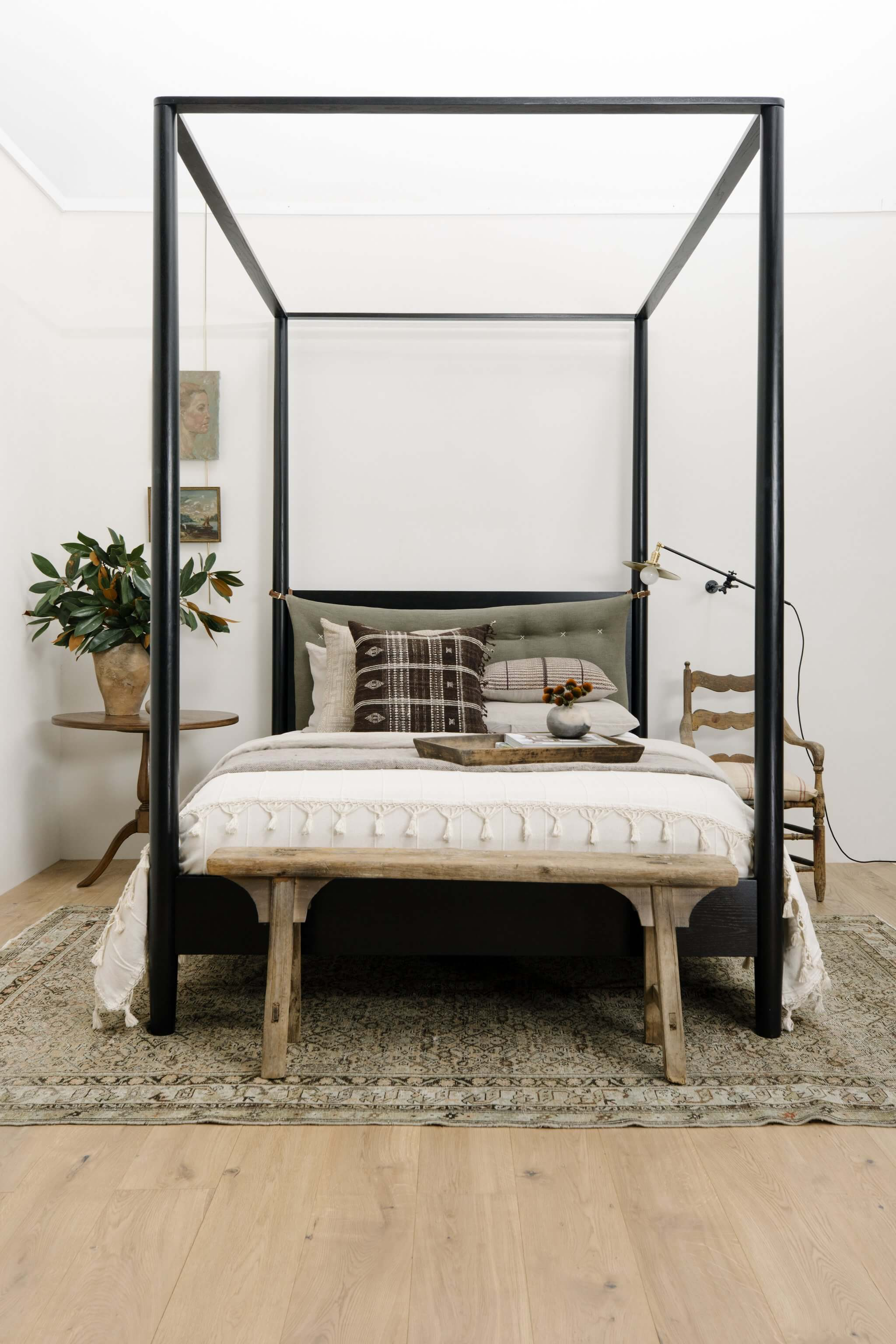 Penny Canopy Bed