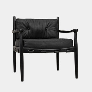 Nila Lounge Chair - Furniture - Designer – Shoppe Amber Interiors
