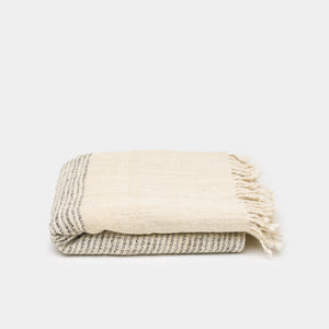 Vankar Striped Woven Throw