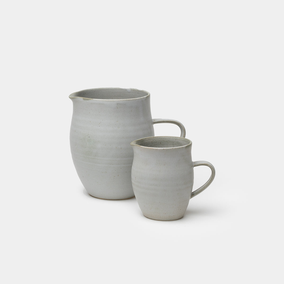 Load image into Gallery viewer, Stone Farmhouse Creamer - Unclassified – Shoppe Amber Interiors