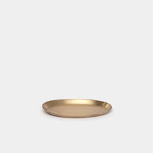 Load image into Gallery viewer, Brass Oval Tray