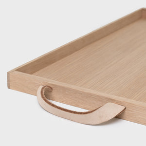 Norr Tray in Natural - Home Accessories - Trays & Boards – Shoppe Amber Interiors