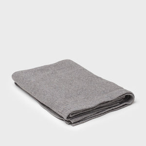 Shoppe Amber Interiors Lana Grey Towel Washcloth