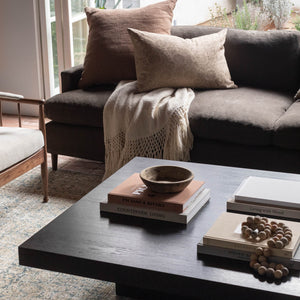 George Rectangular Coffee Table