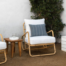 Load image into Gallery viewer, Austen Outdoor Chair Faux Rattan