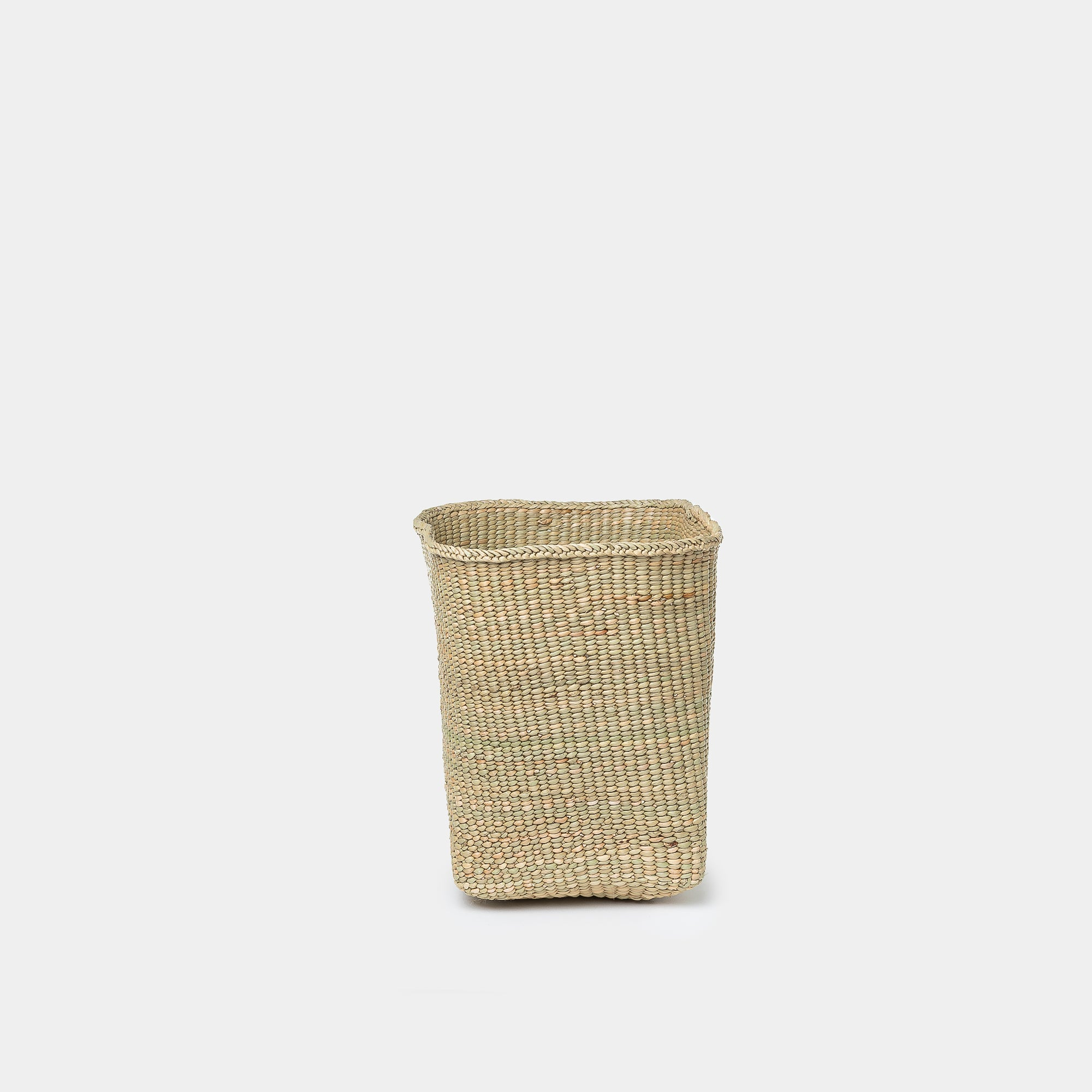 Short Woven Basket - Baskets – Shoppe Amber Interiors