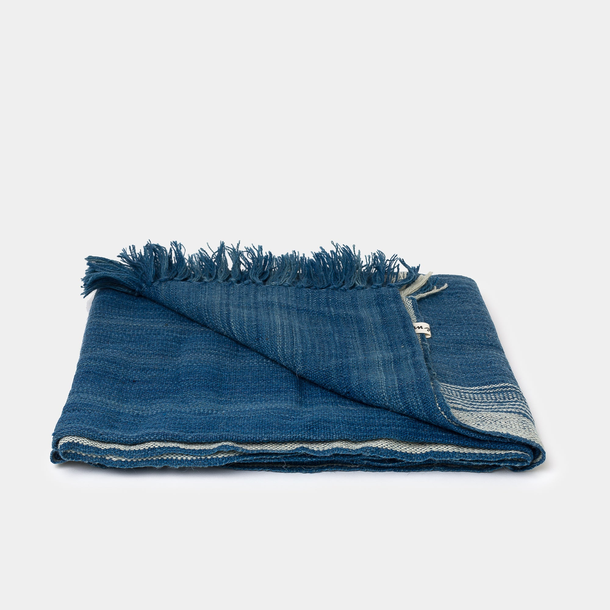 Pantkaar Throw in Blue