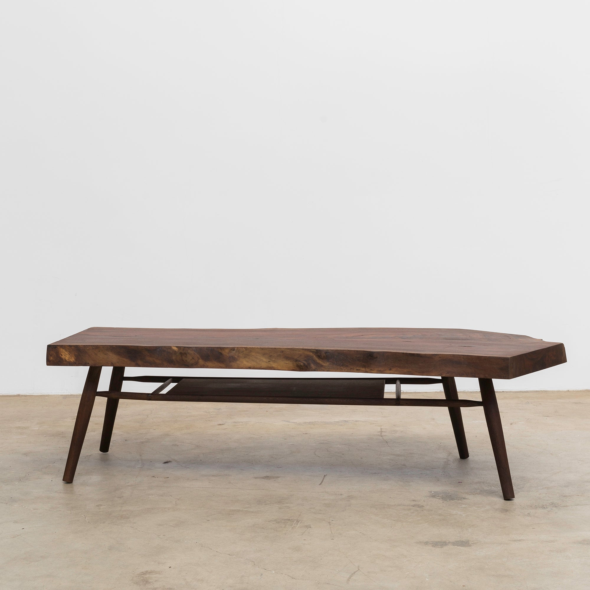 Walnut Live Edge Coffee Table – Shoppe by Amber Interiors