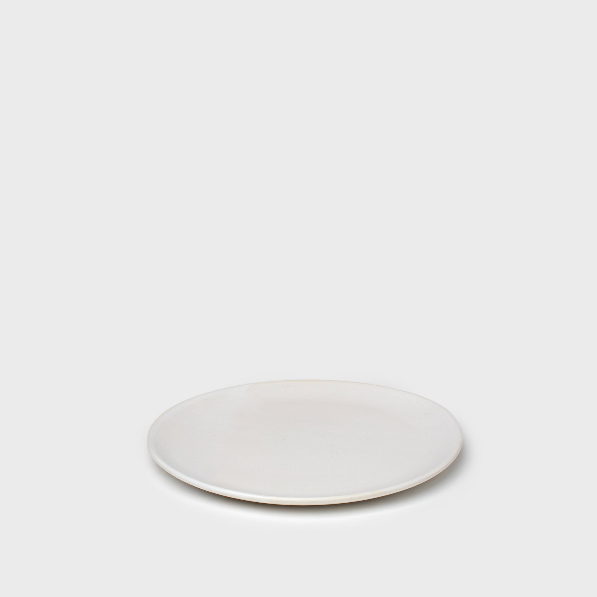 Salad Plate in White by Meghan Flynn