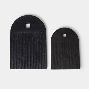 Large Ridged Board - Black