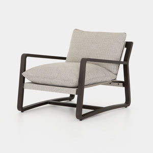 Kelan Outdoor Chair - Outdoor Furniture - Lounge Chairs – Shoppe Amber Interiors