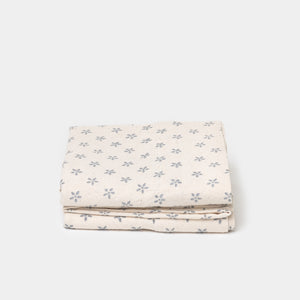 Daisy Silver & Natural Pillowcase Set of 2 - Bedding - Pillow Cases – Shoppe Amber Interiors