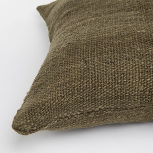 Makun Pillow in Pello Green