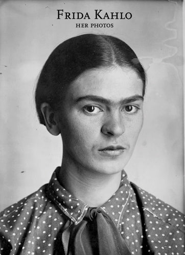 Load image into Gallery viewer, Frida Kahlo - Her Photos - Shoppe Amber Interiors