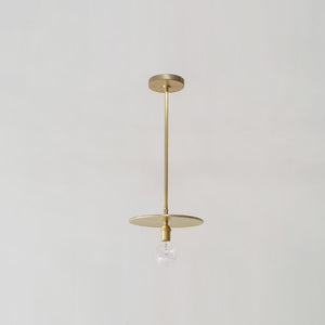 Brass Pendant - Lighting - Designer – Shoppe Amber Interiors