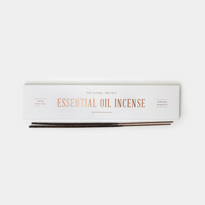 Essential Oil Incense - Cedar wood, Palo Santo - Apothecary - Home – Shoppe Amber Interiors
