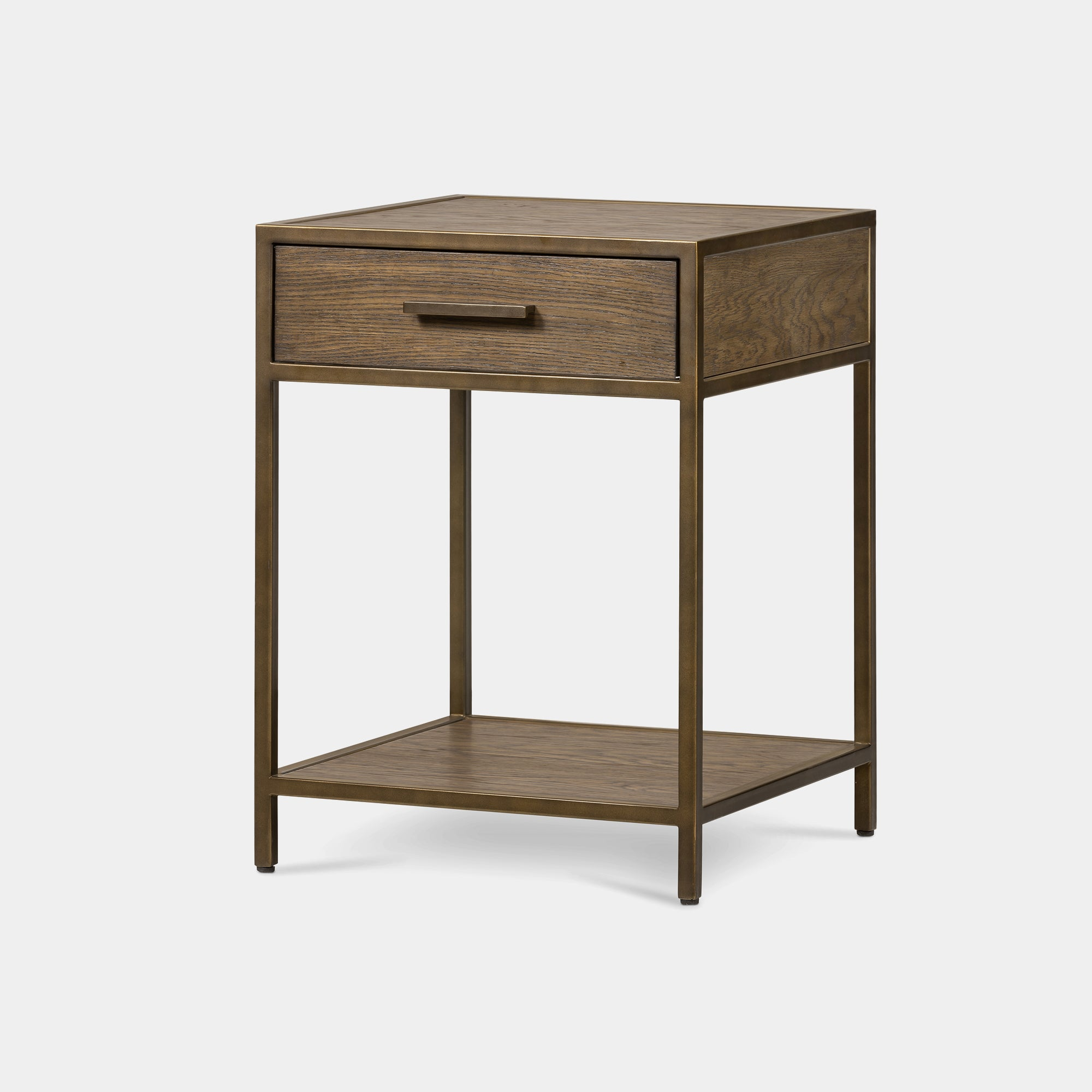 Laurent Side Table - Furniture - Designer – Shoppe Amber Interiors