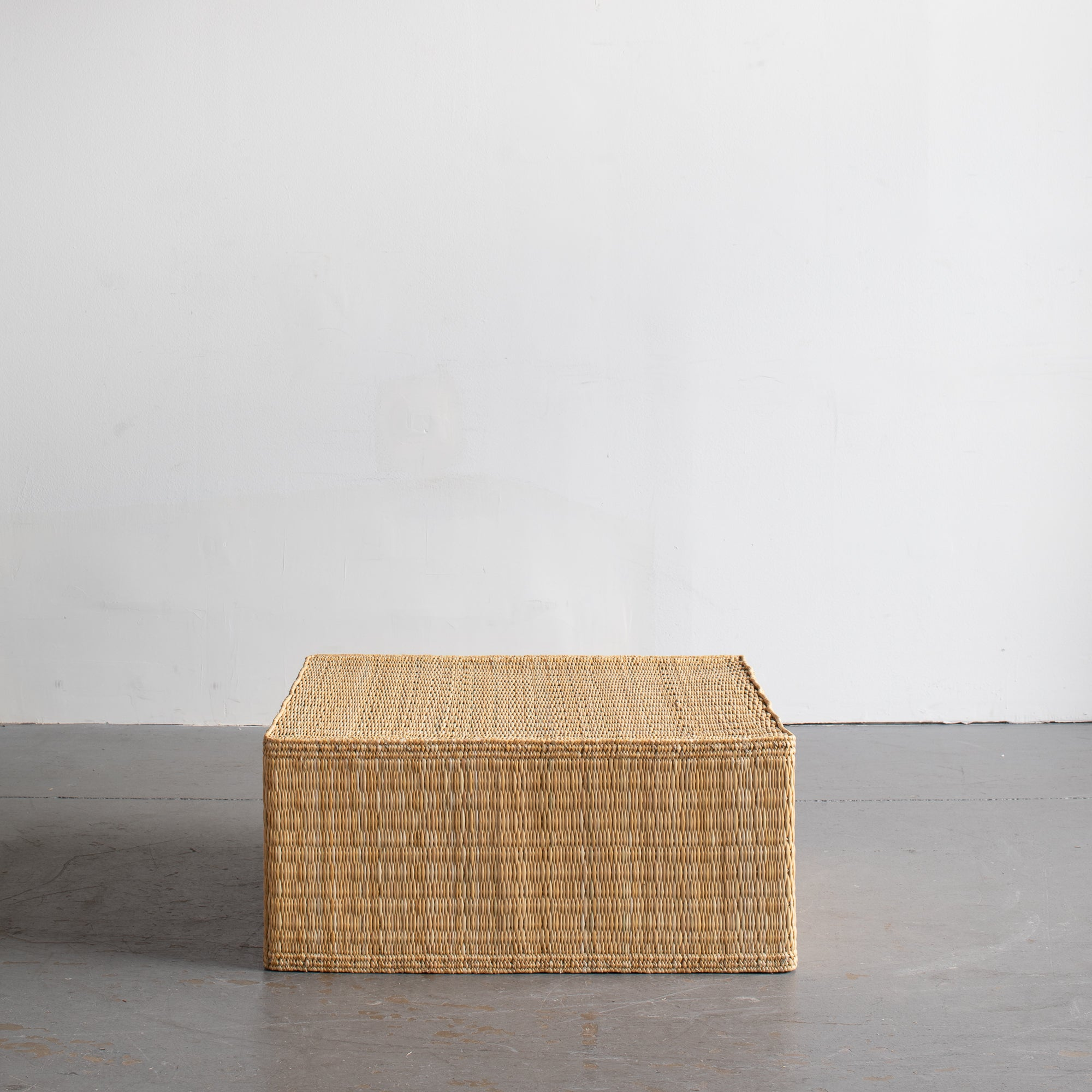 - Woven Coffee Table – Shoppe Amber Interiors