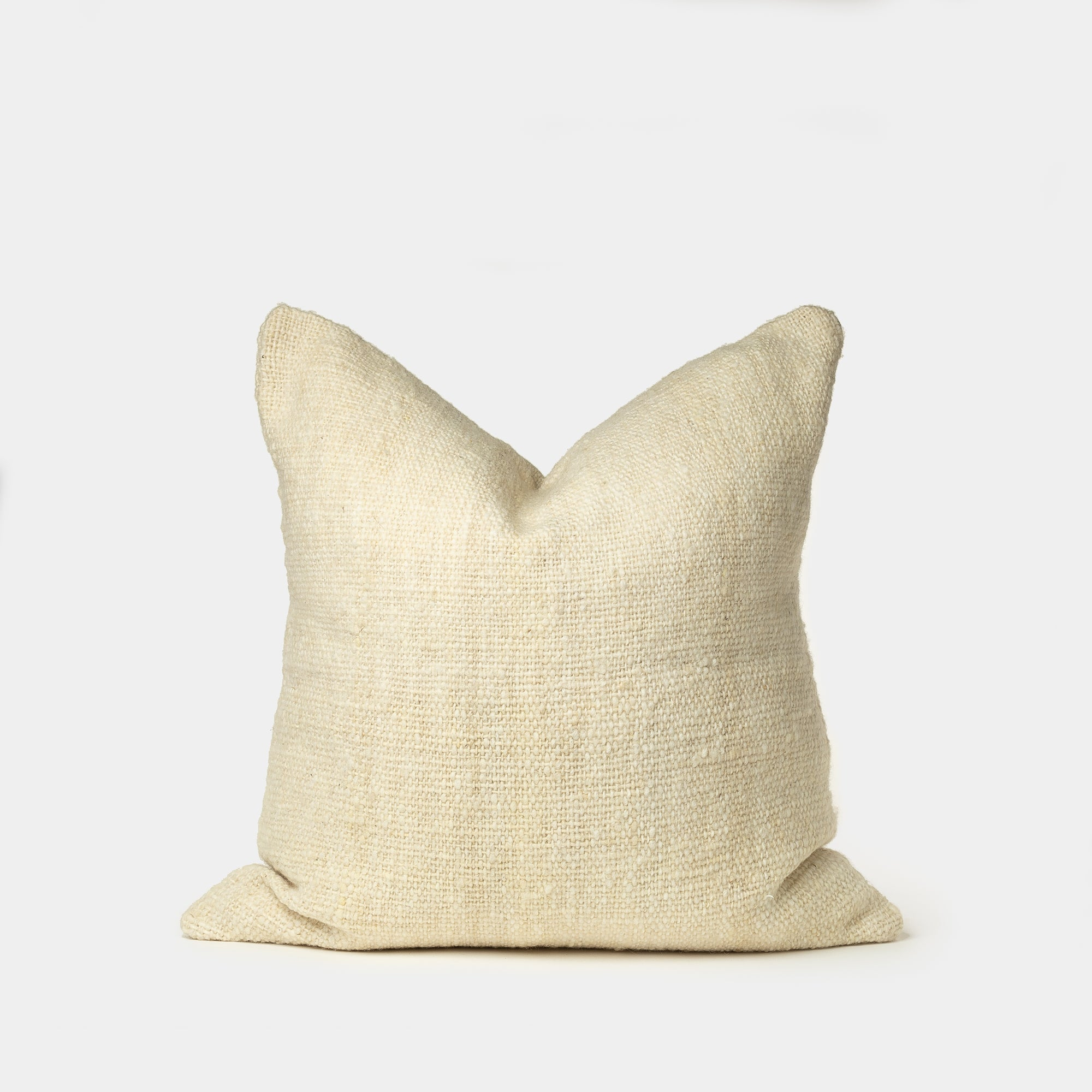 Makun Pillow in White