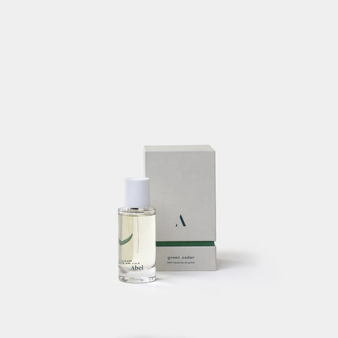 Green Cedar Parfum by Abel