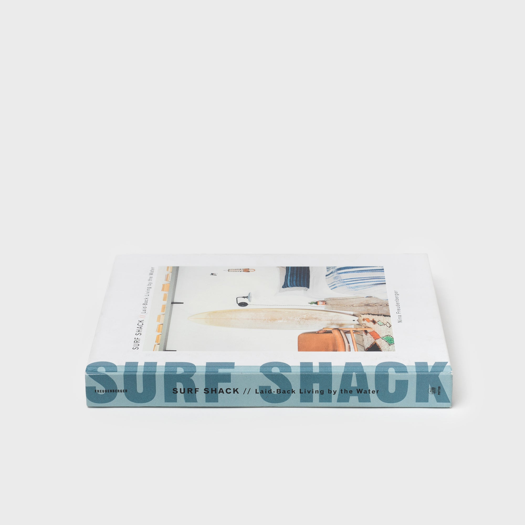 Surf Shack: Laid-Back Living by the Water - Books – Shoppe Amber Interiors