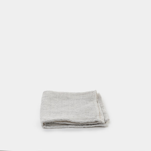Claire Towels in Silver Grey