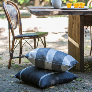 Cinta Outdoor Pillow - Pillows - Designer – Shoppe Amber Interiors