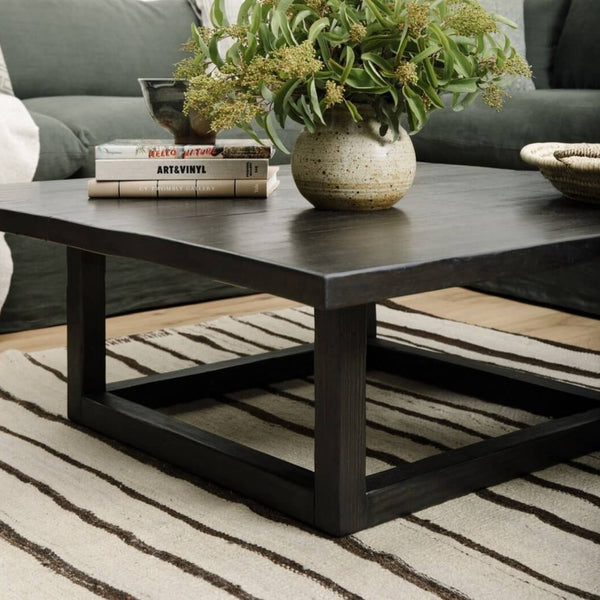 Woodlake Coffee Table - Furniture - Line - Coffee Table - Woodlake – Shoppe Amber Interiors