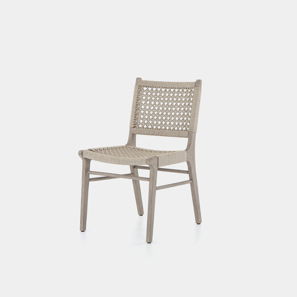 Atrium Outdoor Dining Chair Weathered Grey