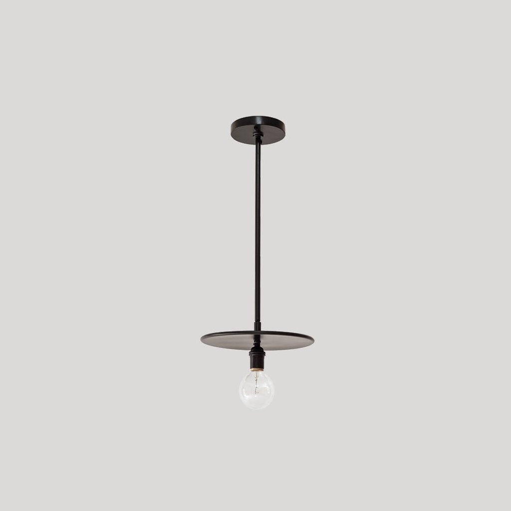 Black Pendant by Workstead - Lighting - Designer – Shoppe Amber Interiors