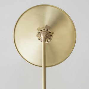 Brass Wall Lamp - Shoppe Amber Interiors