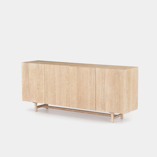 Culver Dining Sideboard Washed Oak