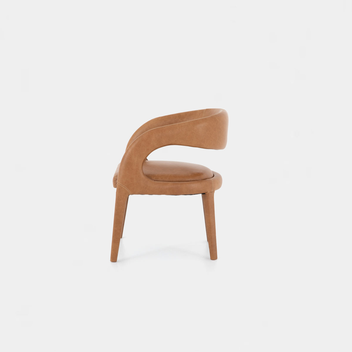 Load image into Gallery viewer, Nic Dining Chair Camel