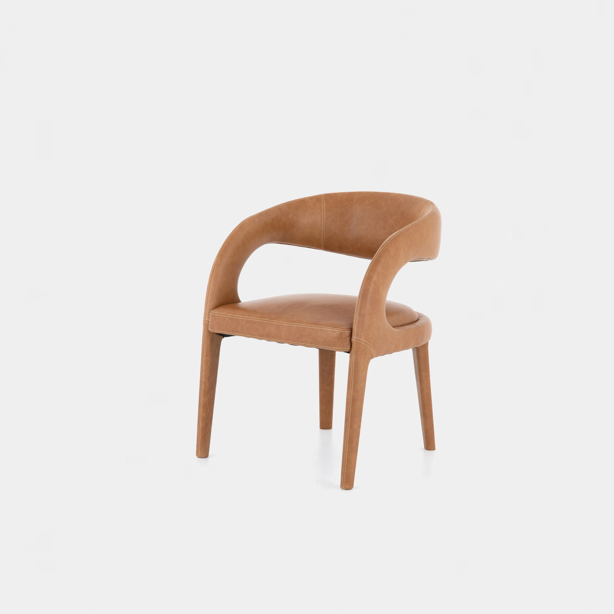 Nic Dining Chair Camel