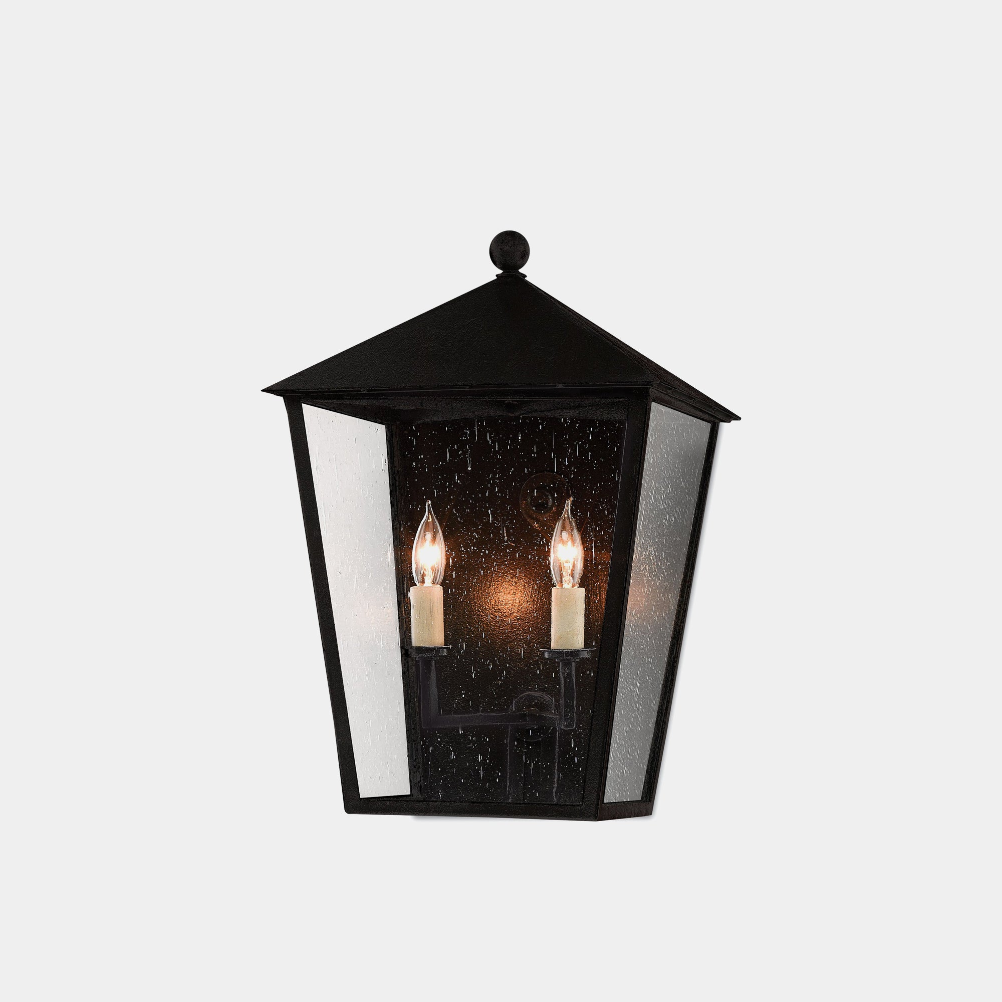 Jones Outdoor Wall Sconce -  – Shoppe Amber Interiors